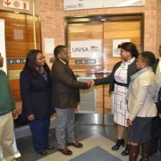 Unisa and Mintek partner for Science