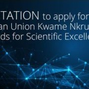 Invitation to apply for the African Union Kwame Nkrumah Awards for Scientific Excellence