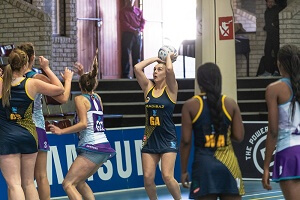 Netball: Twin netball success a highlight for Madibaz