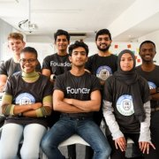 Student developers creating societal solutions