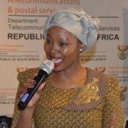 Telecommunications & Postal Services DM celebrates 'International Girls in ICT Day'
