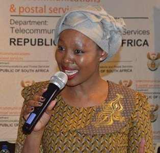 Telecommunications & Postal Services DM celebrates 'International Girls in ICT Day'