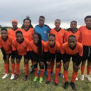 UJ women's football team on a mission