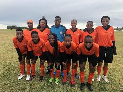 UJ women's football team on a mission