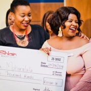 UCT entrepreneur a shining example