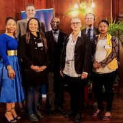 Four new Fellows for UCT