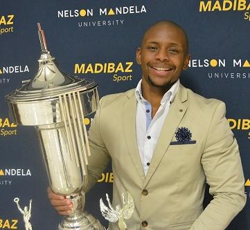 Nelson Mandela University: Maxama fulfils mission with Madibaz sports award