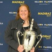 Madibaz: Senekal tops off successful year with Madibaz award