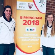 Madibaz: Valuable lessons for Kuhn at world squash champs