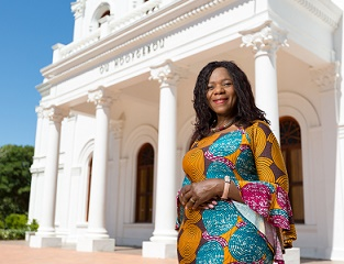 Madonsela 'breaking the back of poverty and inequality'