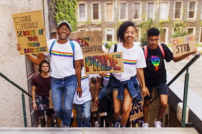 UCT Rainbow Week: Welcoming one and all