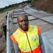 Creating jobs through road construction
