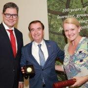 Stellenbosch University honours US champion for Africa, Ed Royce