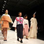 Zane Ngwenya is selected to compete in an international fashion competition in China