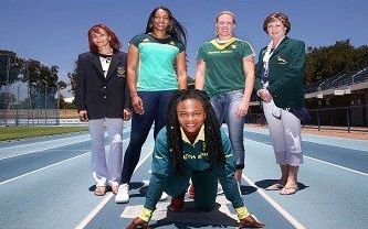 Tuks Athletics turns 100: UP-Tuks female sprinters celebrate a century of excellence