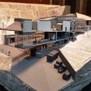 Nelson Mandela University: Human Origins inspired student architecture