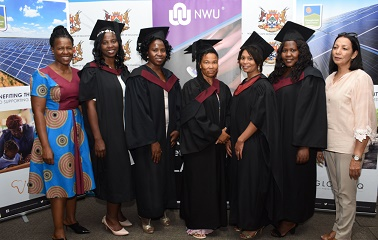 Grade R graduate practitioners are recognised for making history