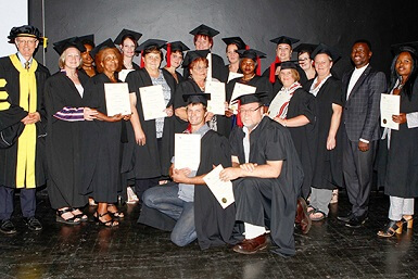 University of the Free State: Grassroots Champions rising above challenges