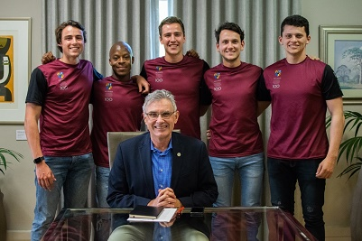 Stellenbosch University Medical students to cycle 902 km to 'help our friends become doctors'