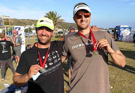 Day of success at SPAR River Paddle Challenge
