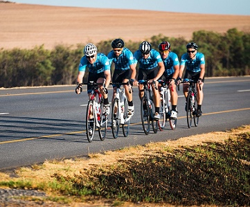 Emphasis placed on teamwork at Tour of Good Hope