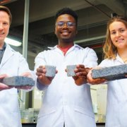 World-first: Bio-bricks from urine