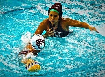 Madibaz women chase a medal in USSA water polo