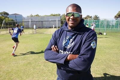 University of Cape Town new cricket coach pursues the premier league