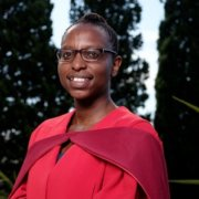 Dr Nyasha Magadzire from Zimbabwe knows about perseverance