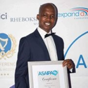 Accolades and international exposure for Wits physiotherapist