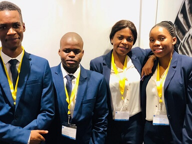 South African students win R50,000 in the Universities Business Challenge