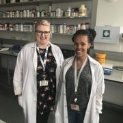 UWC students working bio-entrepreneurship wonders