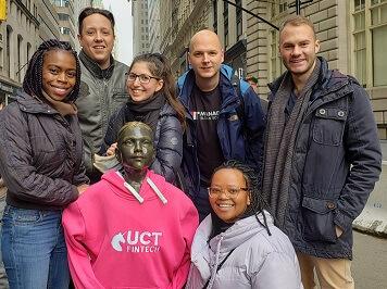 Fintech students on par with world's best