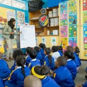 Professor Mary Metcalfe: Solving SA's literacy crisis