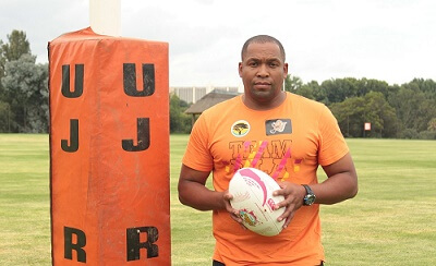 Varsity cup: Swartbooi wants to continue UJ rugby legacy
