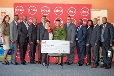 Absa provides R4.5m to Sol Plaatje University for Data Science