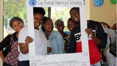 CPUT Medical Imaging & Therapeutic Sciences creating cancer awareness