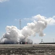 "Phoenix-1B sounding rocket test launch ""a learning experience"""