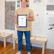 UCT student wins Corobrik Architectural Student regional award