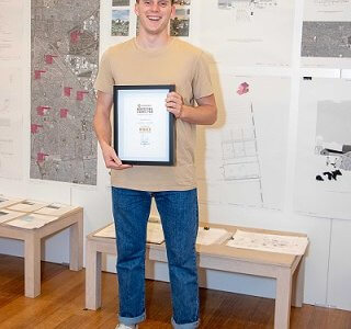 UCT student wins Corobrik Architectural Student regional award