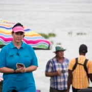 Rowing recognition for University of Johannesburg sports manager