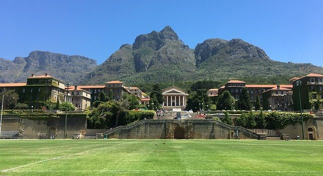 UCT in top 10 for development studies