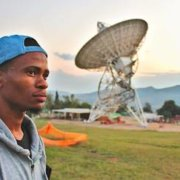 Groundbreaking radio telescope research for UKZN