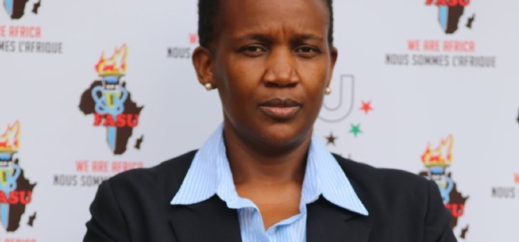 UJ sports director receives top African honour