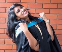 UKZN graduate: Print will live on
