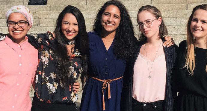 Women top UCT's civil engineering honours class