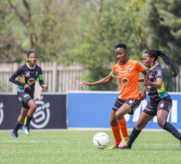 UJ's Mthandi ready to shine in World Cup finals