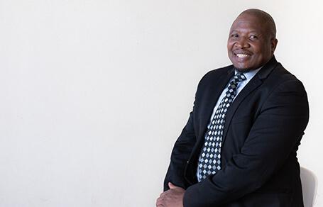 Ntsababa appointed as UFS registrar