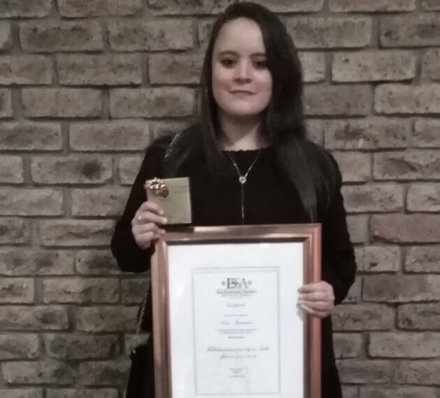 UWC's Tina wins top economics prize
