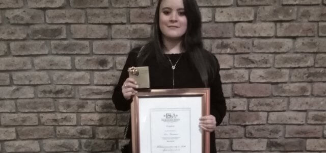 UWC's Tina wins top economics prize